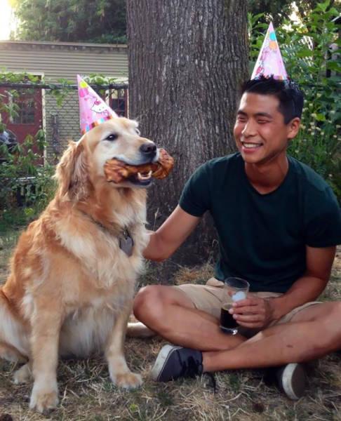 動物達の誕生日の写真の数々!!の画像(44枚目)