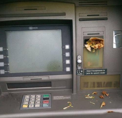 ヤバイ銀行のATMの画像(37枚目)