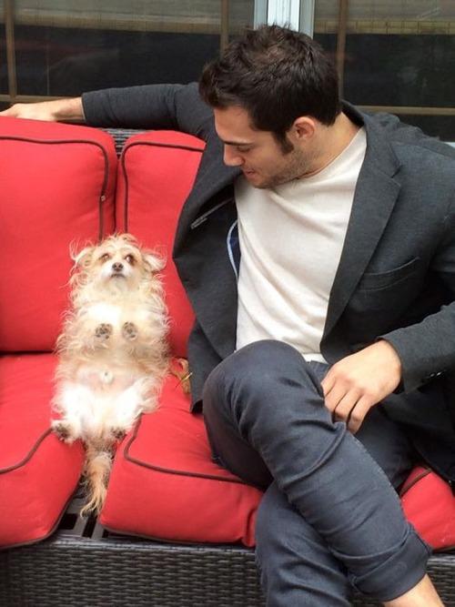 動物大好きイケメン獣医さんと動物の幸せそうな画像の数々!!の画像(18枚目)