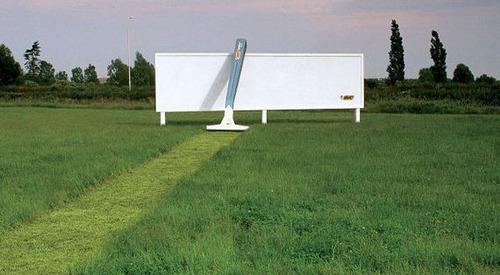 一度見たら忘れられない面白い広告の画像の数々の画像(12枚目)