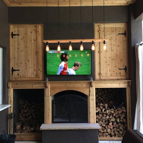 ロマンを感じる!自宅に追加で作った暖炉が凄い!!の画像(22枚目)
