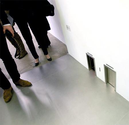 ミニチュアのエレベータ04
