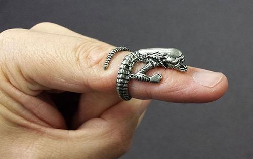 【画像】とりあえず欲しい!ちょっと面白い指輪の数々!!の画像(29枚目)