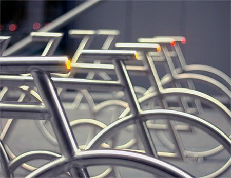 自転車の駐輪場06