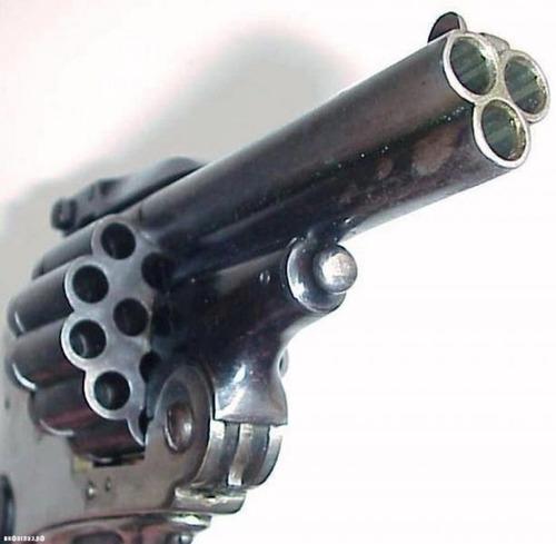 残念な改造をされた拳銃の画像(6枚目)