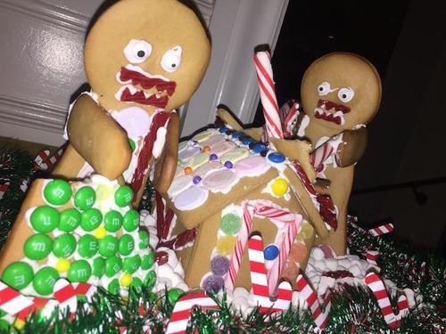 【画像】お菓子でできた家やジオラマが凄い!!の画像(13枚目)