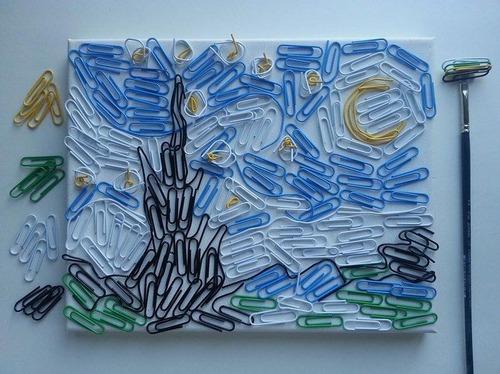 彩り豊かなアートの画像(17枚目)