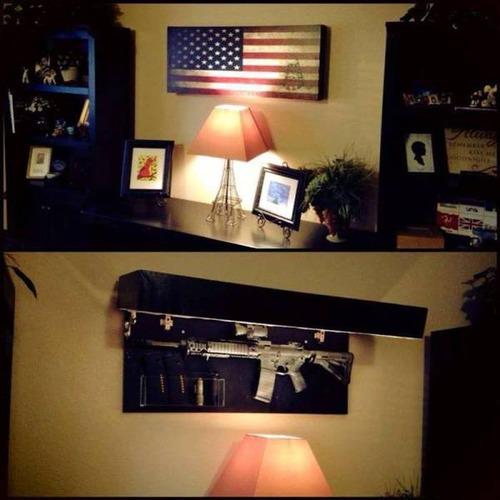 誰にも気付かれない拳銃の驚きの隠し方の画像の数々!!の画像(24枚目)
