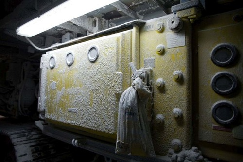 塩の洞窟!シチリア島にある岩塩の鉱山が神秘的で凄い!!の画像(5枚目)