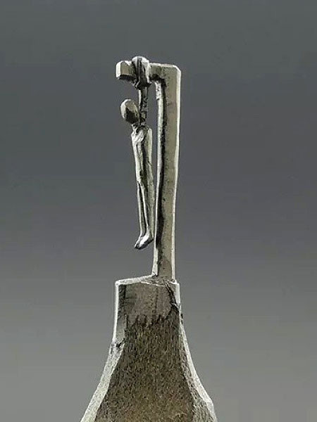 新作!?鉛筆の芯で作る彫刻が凄いwwwの画像(10枚目)