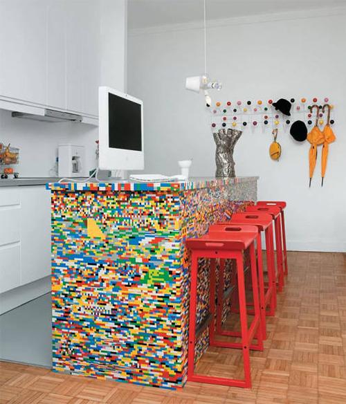 レゴで作った日用品の画像(9枚目)