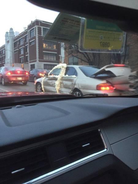とりあえず目立つ!人目をひくカスタムカーの画像の数々!!の画像(25枚目)