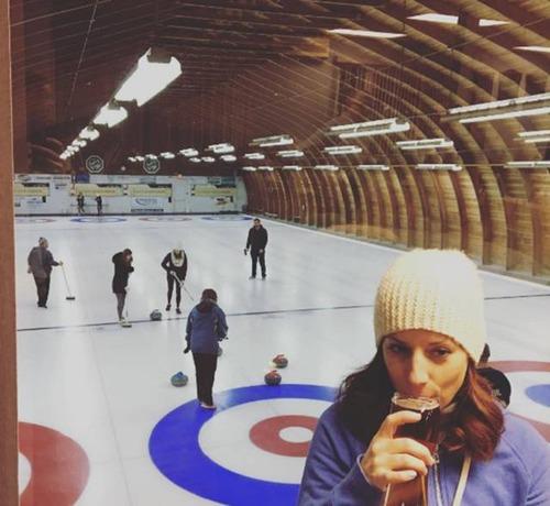 冬を楽しむカナダの人達の画像(28枚目)