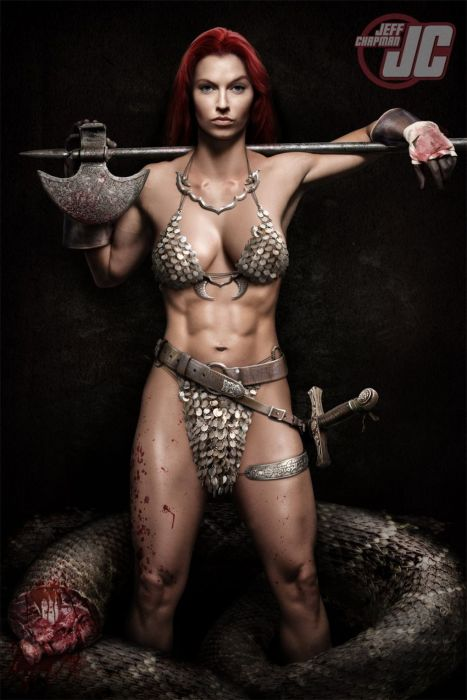 セクシーな女性のポスターの作成方法がよく分かる画像!の画像(16枚目)