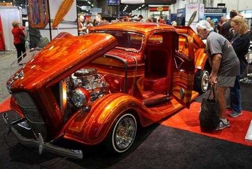 【画像】世界最大級の自動車のイベント『SEMA SHOW 2015』の自動車が凄まじい!!!の画像(26枚目)