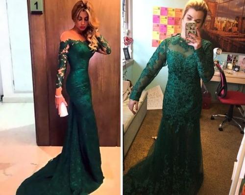 美しいドレスの商品写真の画像(7枚目)