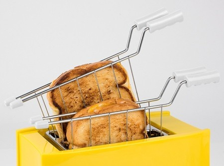 ホットチーズサンド トースター05