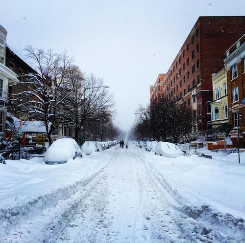 【画像】大雪のニューヨークで日常生活が大変な事になっている様子!の画像(10枚目)