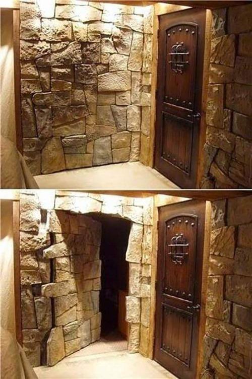 隠し部屋の入り口の画像(9枚目)