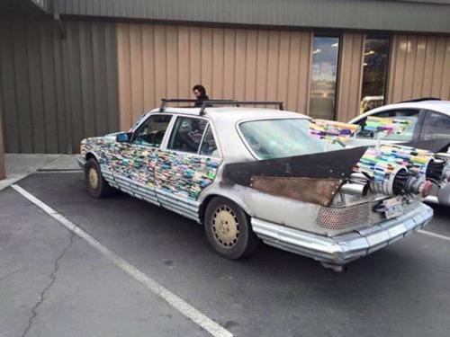 【画像】とりあえず目を引く!かっこ良かったり悪かったりする自動車のカスタム!!の画像(25枚目)