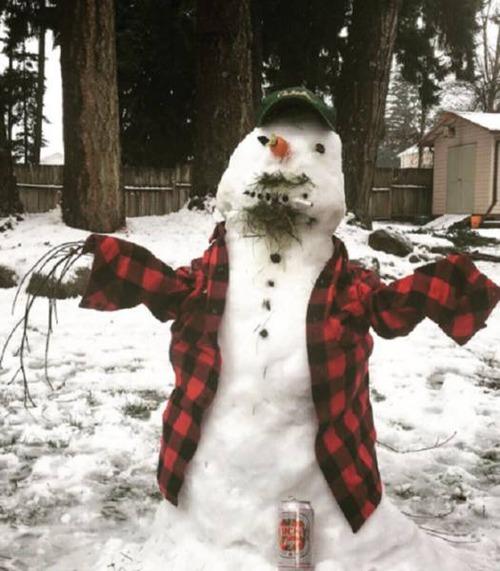 冬を楽しむカナダの人達の画像(17枚目)