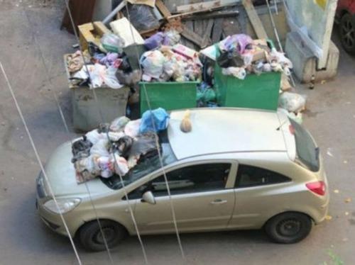 違法駐車に対する制裁の画像(15枚目)