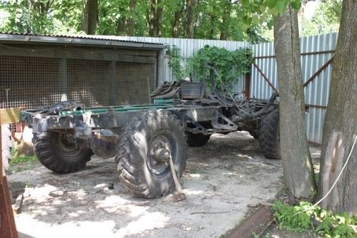 ベンツのRV車の画像(2枚目)