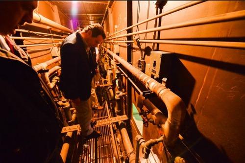 NYの刑務所を脱獄した囚人の逃走経路の写真が凄い!の画像(6枚目)