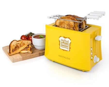 ホットチーズサンド トースター04