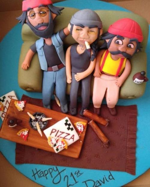 面白くて変わったケーキの画像(4枚目)