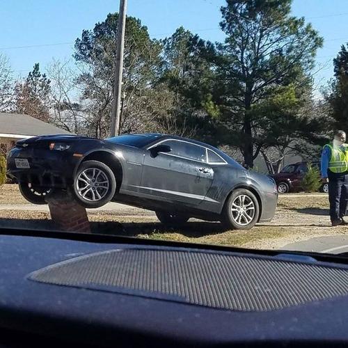 悲惨すぎる自動車のトラブルの画像(15枚目)
