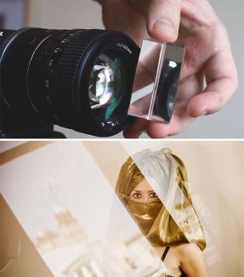 変わった撮り方をしている写真の画像(4枚目)