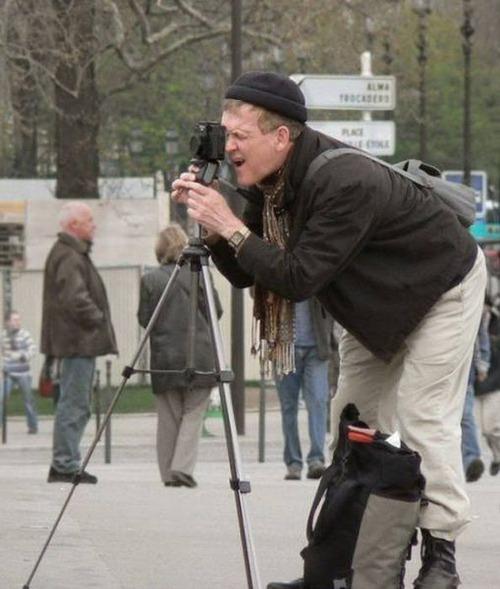 カメラマンの苦労の画像(4枚目)
