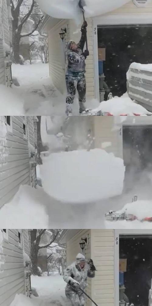 冬を楽しむカナダの人達の画像(47枚目)