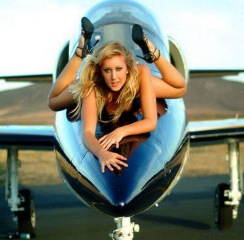 驚きの航空機の画像(2枚目)