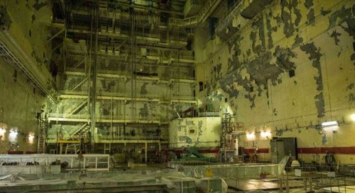 チェルノブイリの風景の画像(8枚目)
