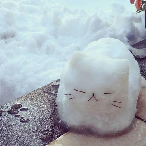 ハイクオリティな雪像の画像(11枚目)