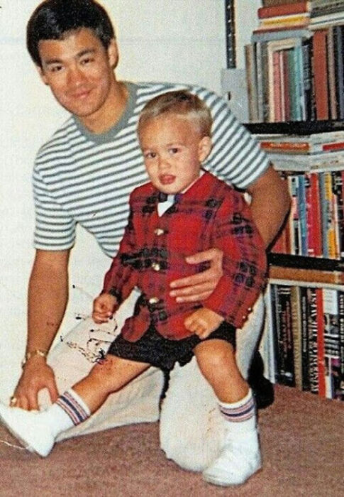 ブルース・リーの幸せそうな私生活の画像の数々!!の画像(24枚目)