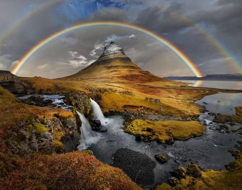 アイスランドの風景の画像(3枚目)