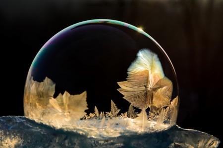 美し過ぎる氷の泡04