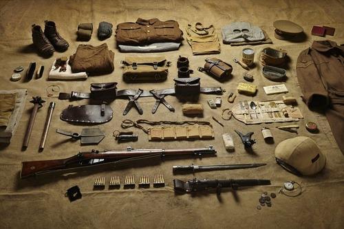 大昔から現在の兵士の装備を並べた画像がかっこよくて心ときめくwwwの画像(10枚目)