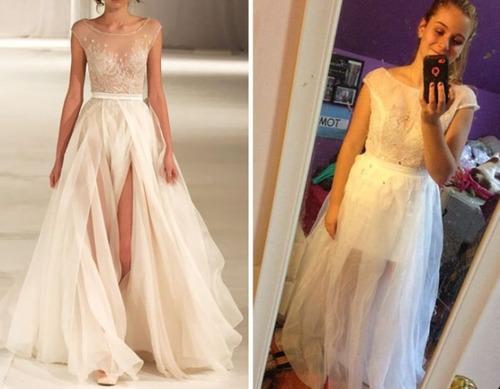 美しいドレスの商品写真の画像(12枚目)