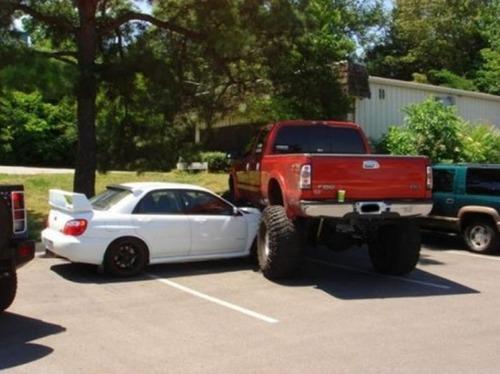違法駐車に対する制裁の画像(1枚目)