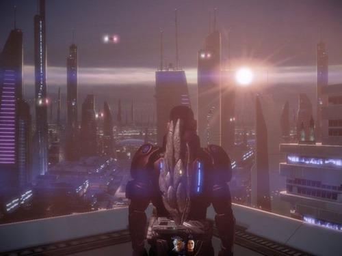 テレビゲームの風景の画像(1枚目)