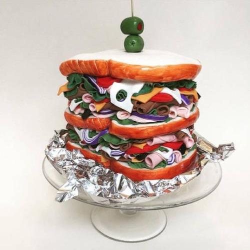 面白くて変わったケーキの画像(25枚目)