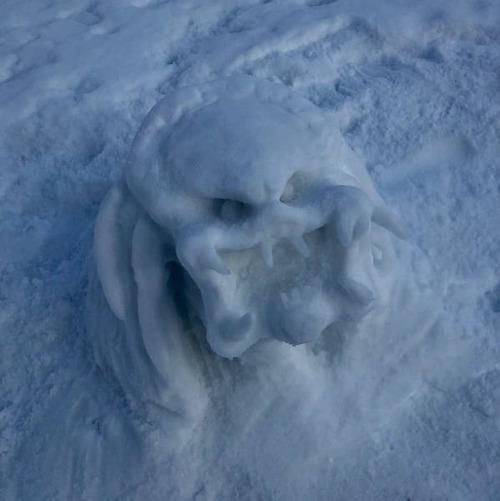 ハイクオリティな雪像の画像(20枚目)