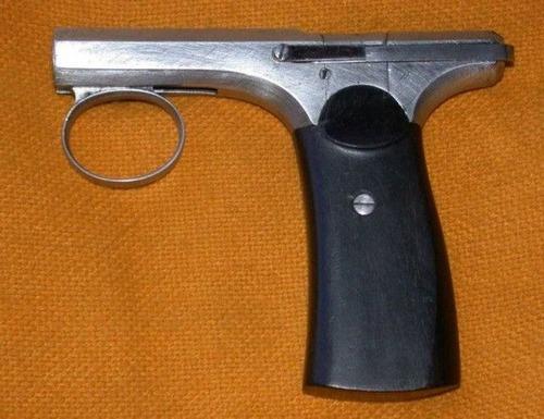 残念な改造をされた拳銃の画像(2枚目)