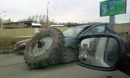 【画像】運転中に気になるちょっとカオスな風景!の画像(34枚目)