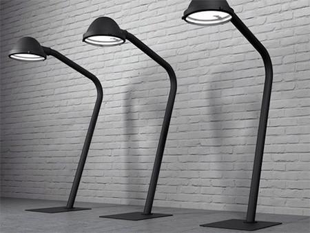 巨大なランプの照明06