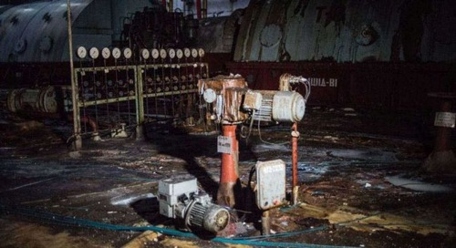 チェルノブイリの風景の画像(11枚目)